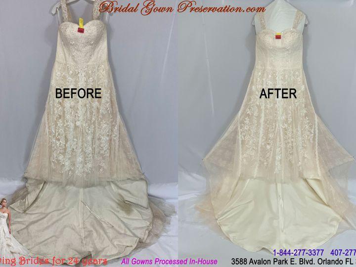 Tmx 69963 Kara Shenesky Wedding Cleaning Beforeafter 01 2021 51 1004903 161223383250307 Orlando, FL wedding dress
