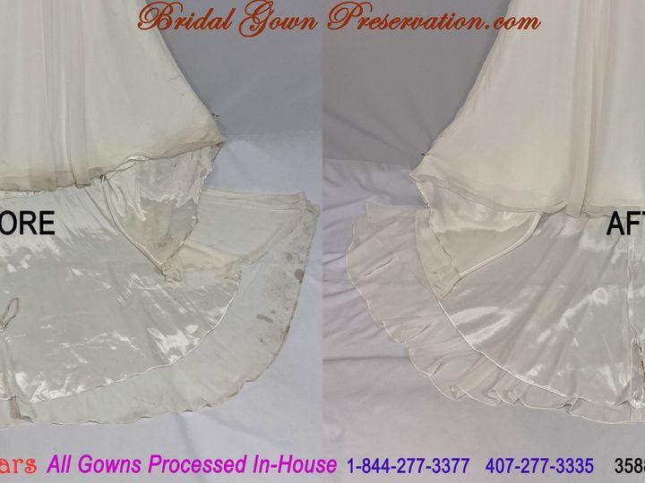Tmx 69967 Nash Welsh Wedding Gown Cleaning Beforeafter 01 2021 51 1004903 161223382778448 Orlando, FL wedding dress
