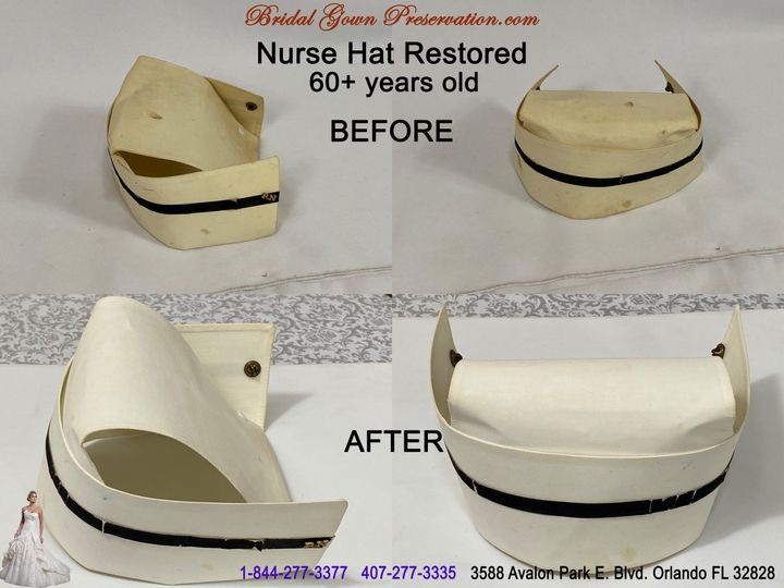 Tmx 7000 Patricia Laberge 407 810 0351 Nurse Hat 51 1004903 160891515181257 Orlando, FL wedding dress