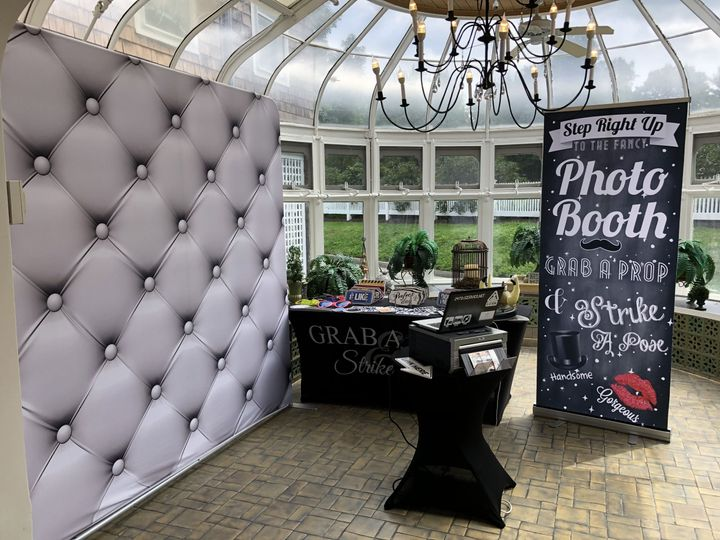 Photo Booth Set Up 2018