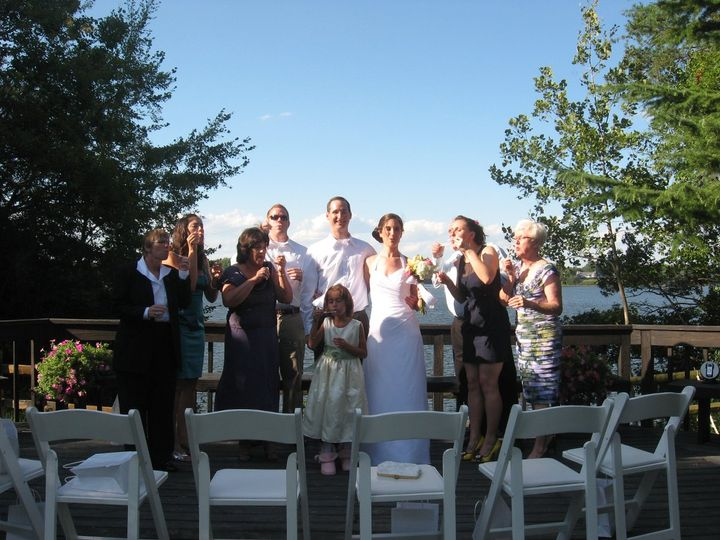 Tmx 1359470142761 SharaandChrissweddingSept4002 College Park, District Of Columbia wedding officiant