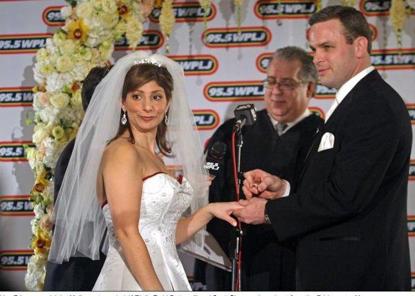 WPLJ Radio Wedding