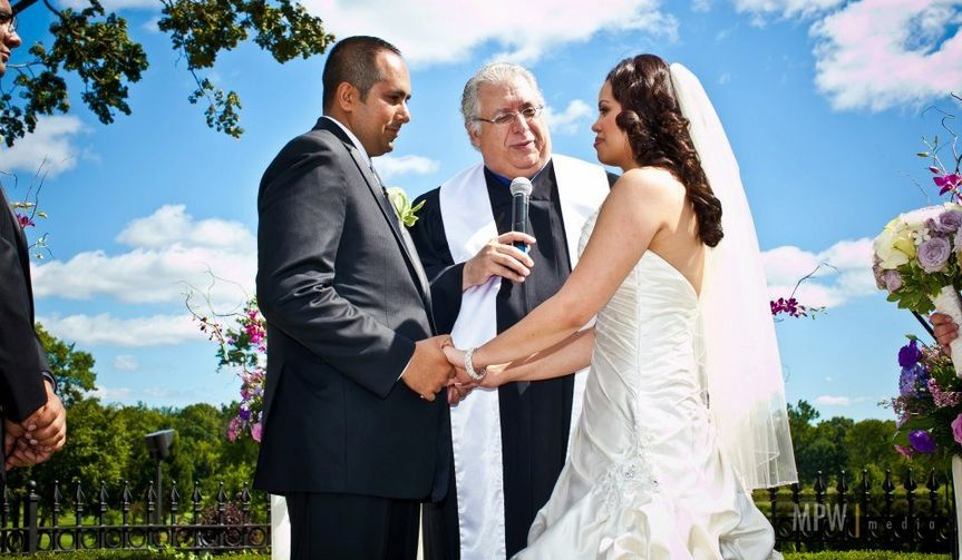 Wedding Minister Mitch The Nj Ny Pa Officiant