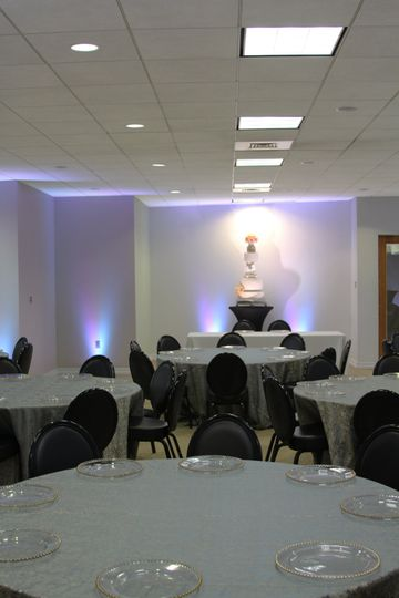 Reception in Events Room