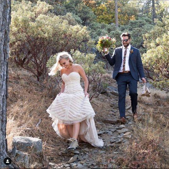 Yosemite lovebirds