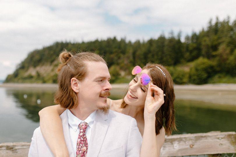 Seattle Tacoma Wedding Photo
