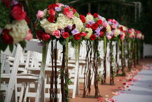 weddingchairsrose