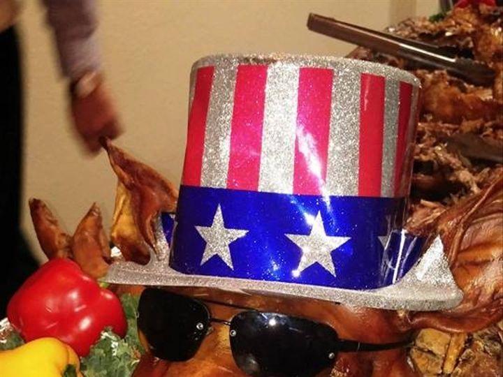 Tmx 1436853937506 Nye 2014 Patriotic Pig Jarvisburg, NC wedding catering