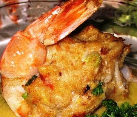 Tmx 1436854817431 Shrimp Stuffed With Crab Jarvisburg, NC wedding catering