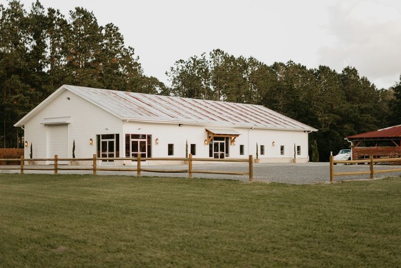 Slate & Cypress wedding venue