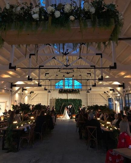 Meadows at Mossy Creek Wedding