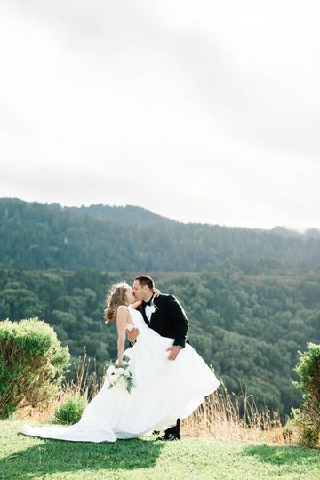 Kissing in nature