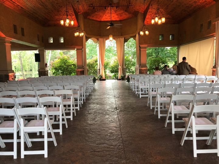 Gervasi Vineyard Ceremony