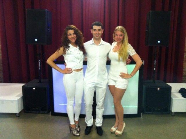 DJ ZAP MUSIC- White Party.