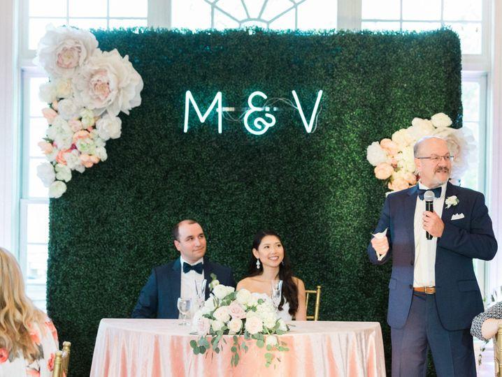 Wedding speeches - Plume Photography