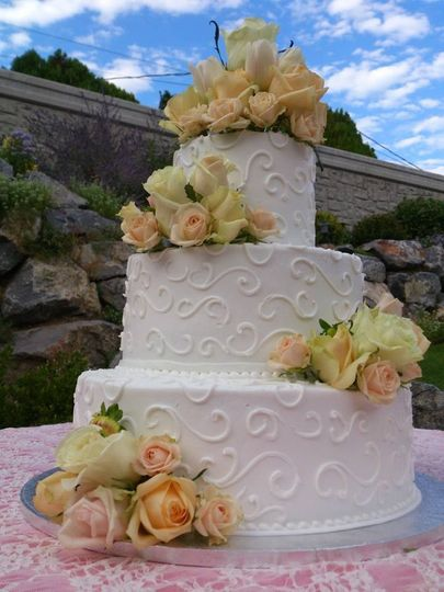 Awesome Wedding Cakes Cheap com Wedding Cake Utah Salt Lake