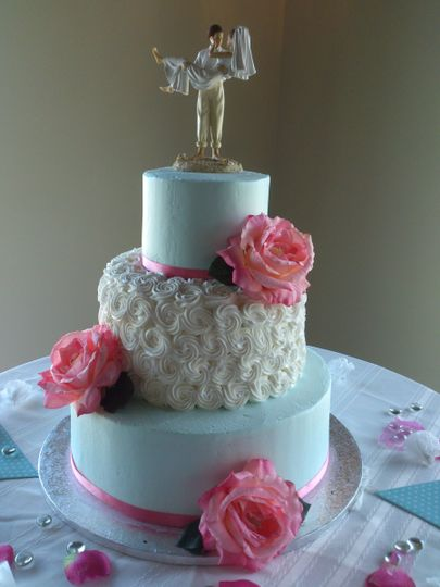 Awesome wedding cakes cheap