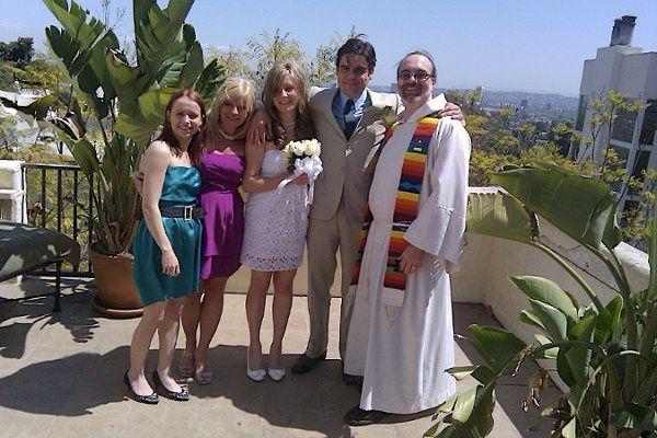 Lynn and Tommy's Hollywood Hills affair