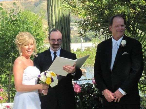 Lesley and Stanley added elegance and beauty to Tesoro Ranch