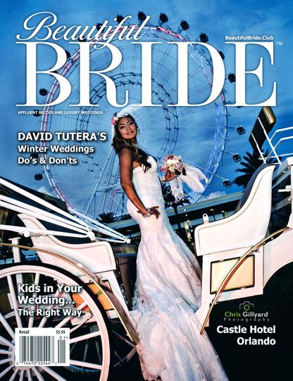 2017 Beautiful Bride Magazine Cover i Photographed this for the magazine in november . I-drive with...