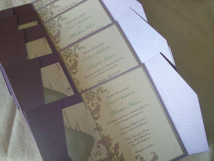 Tmx 1341529163205 2829963270294240442381618017566n Vista wedding invitation