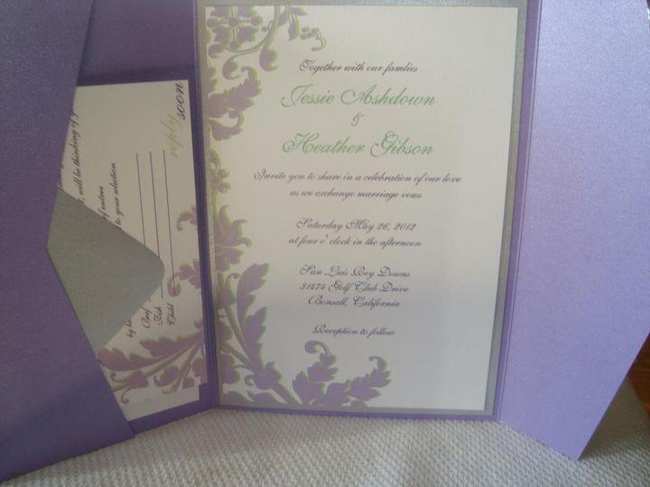 Tmx 1341529166355 3035943270296373775501345513226n Vista wedding invitation