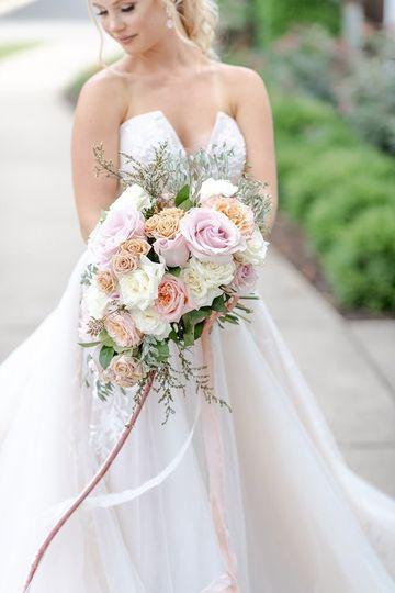 Romantic bouquet- fresh