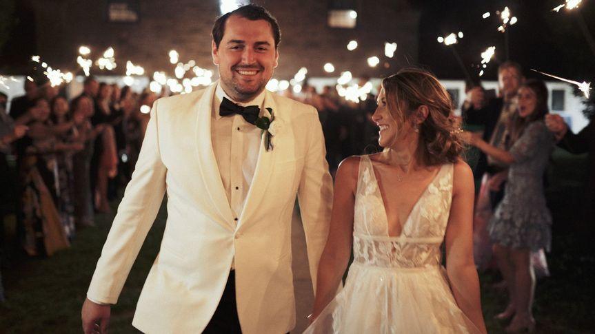 Lexington Keeneland wedding 1