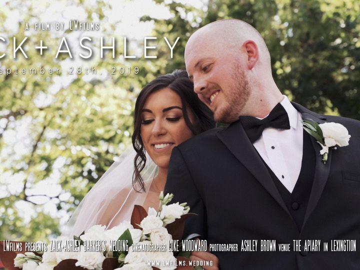 Tmx Barker Cinematic Thumbnail 51 1969903 158938775621294 Lexington, KY wedding videography