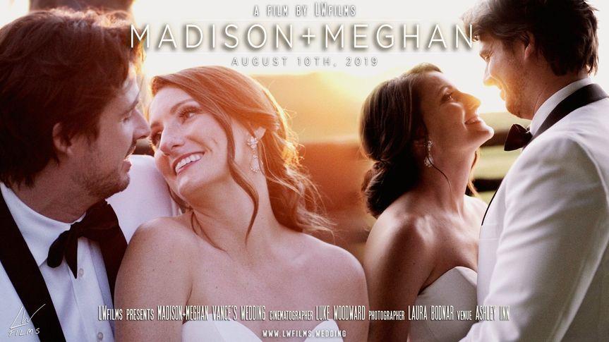 Lexington farm wedding film 6