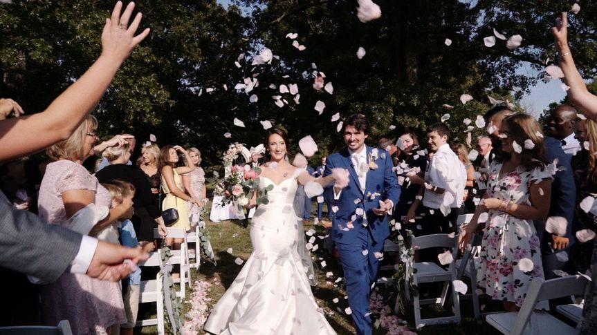 Lexington farm wedding film 4