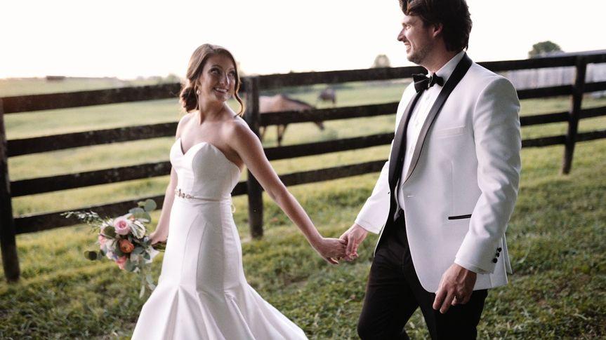 Lexington farm wedding film 3