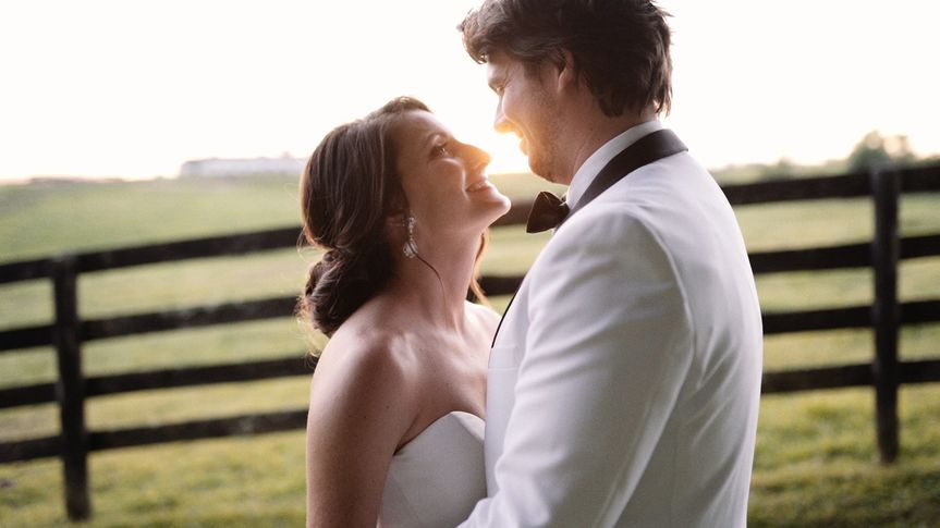 Lexington farm wedding film 2