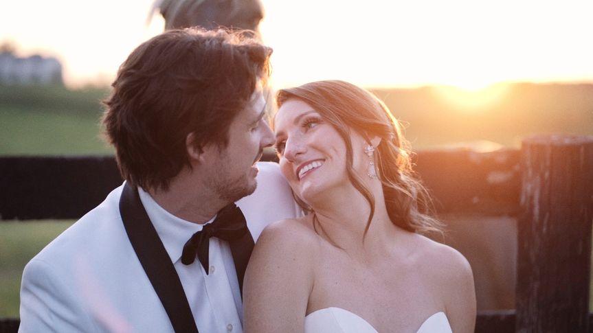 Lexington farm wedding film 1