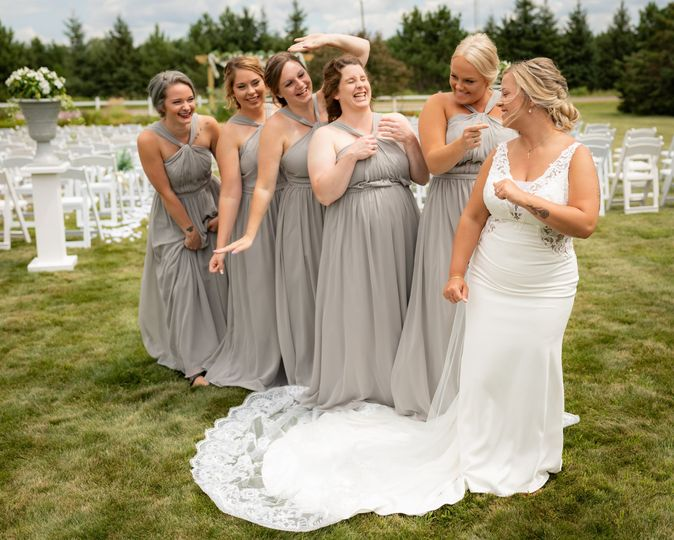 Bridemaids Fun