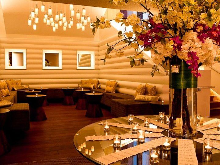 Tmx 1449180623339 Gallery Lounge W Placecards Washington, DC wedding venue