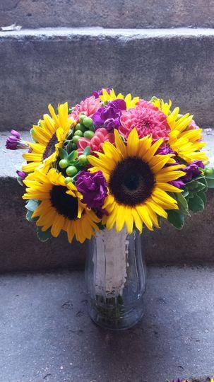 Ramones Flowers