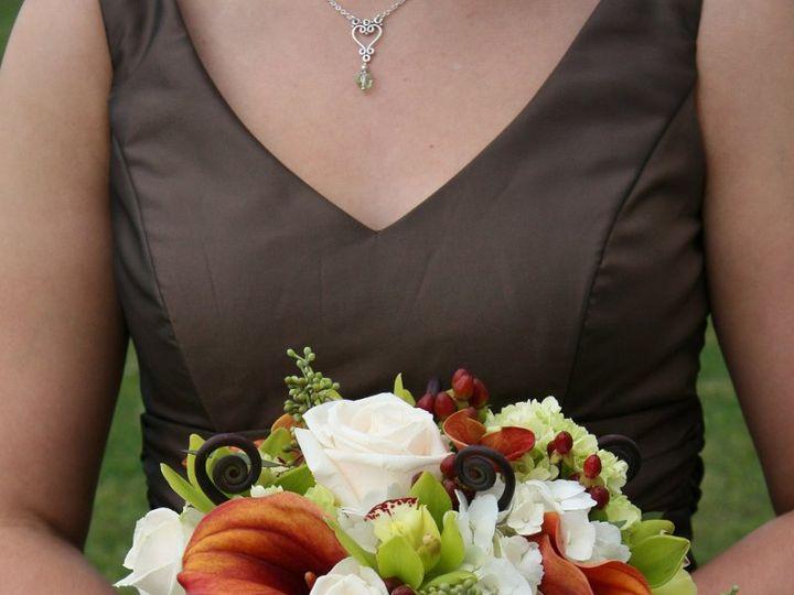 Tmx 1348697888289 Bridesmaidbouquetsaltwaterfarmvineyard Rocky Hill, Connecticut wedding florist