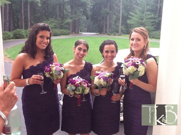Tmx 1348697960278 Eggplantbouquetspicassocallaswadsworthmansion Rocky Hill, Connecticut wedding florist