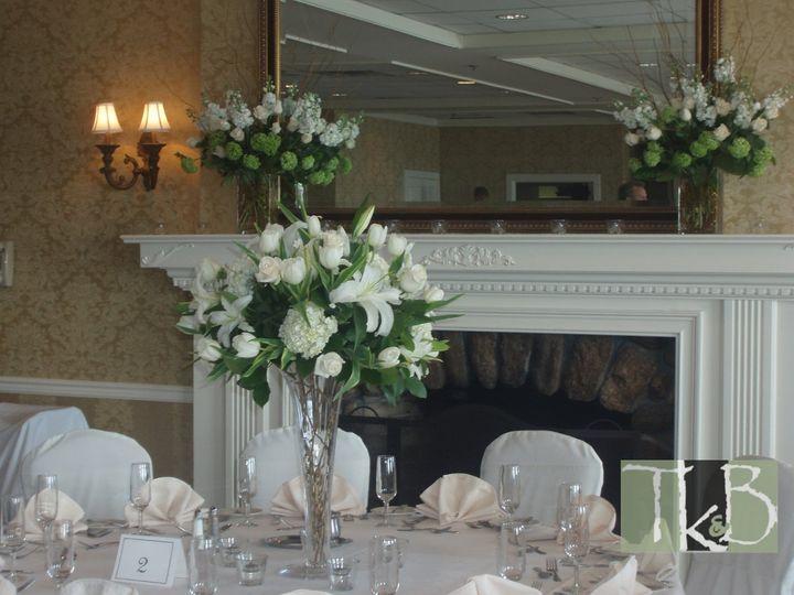 Tmx 1348698816523 Centerpiecewatersedge Rocky Hill, Connecticut wedding florist