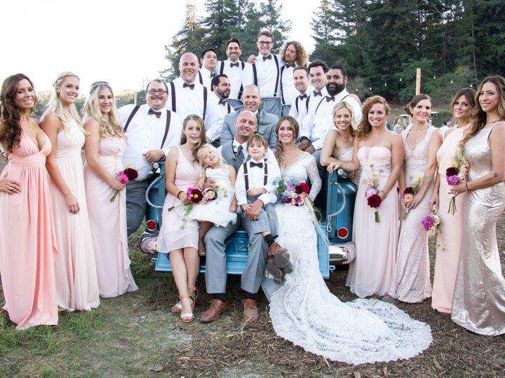 Tmx Group Shot On Truck 51 1022013 Watsonville, California wedding rental