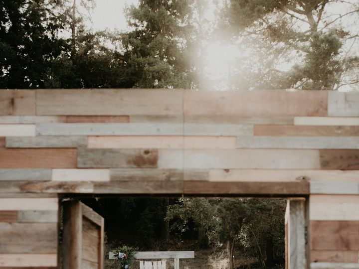 Tmx Wall Benches 51 1022013 V1 Watsonville, California wedding rental