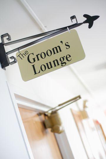 Bride/groomsmen gift to groom