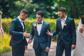 GROOMSMEN On-Site Haircuts Mobile Salon & Barbershop Co.