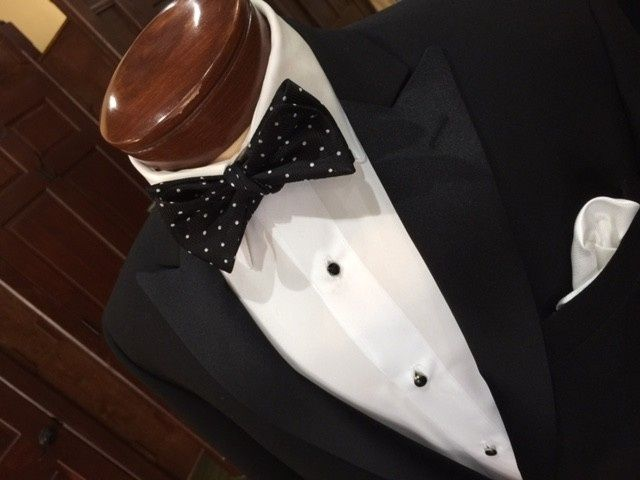 Perry Ellis slim fit tuxedo