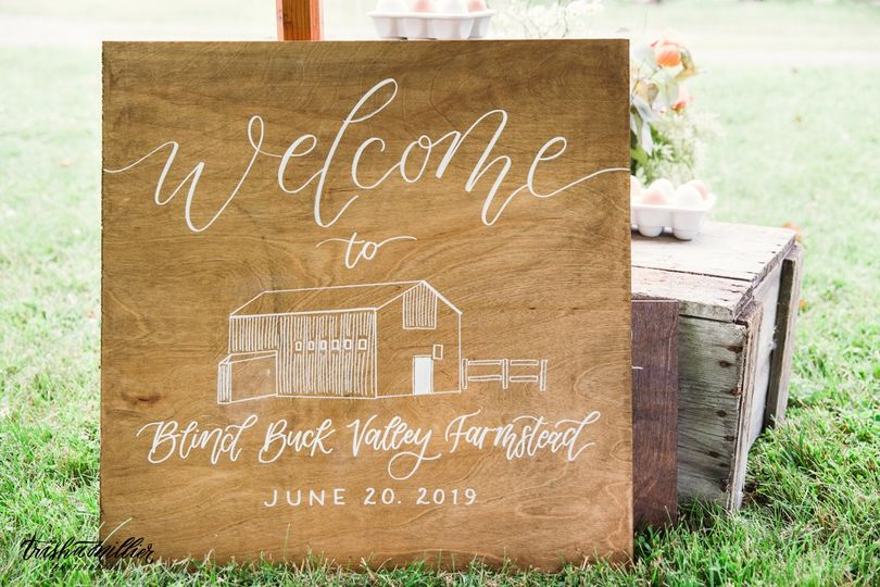 Welcome to your wedding venue