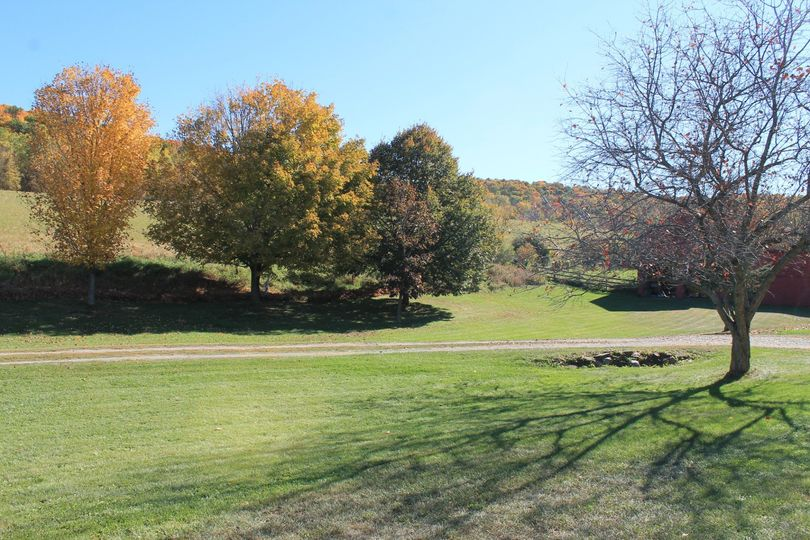 The Great Lawn in Fall