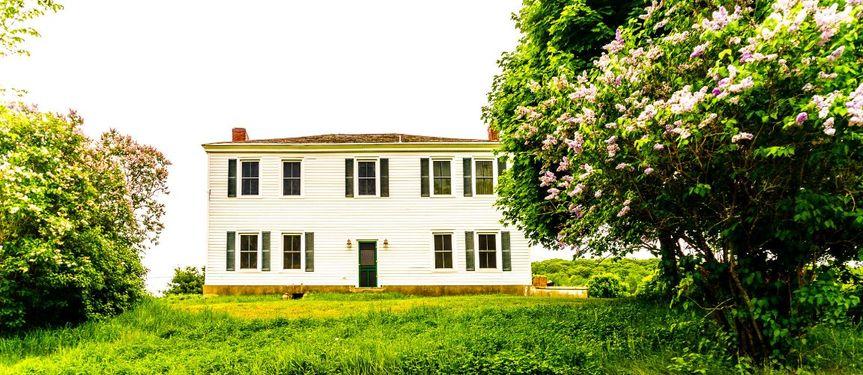 The 18th C Farm House