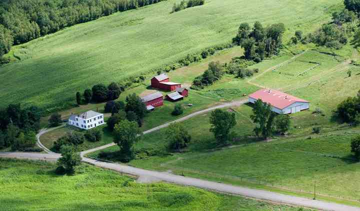 Blind Buck Valley Farmstead