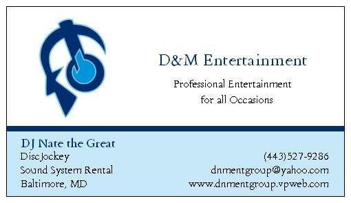 D & M Entertainment